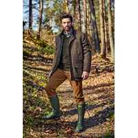 V-Pullover Essential Lambswool, Barbour