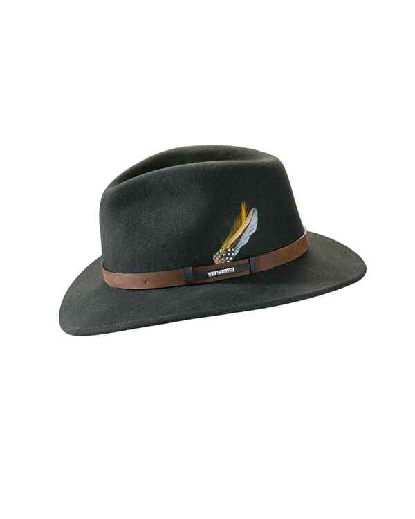 popular brand shades of amazing price Stetson Wollfilzhut