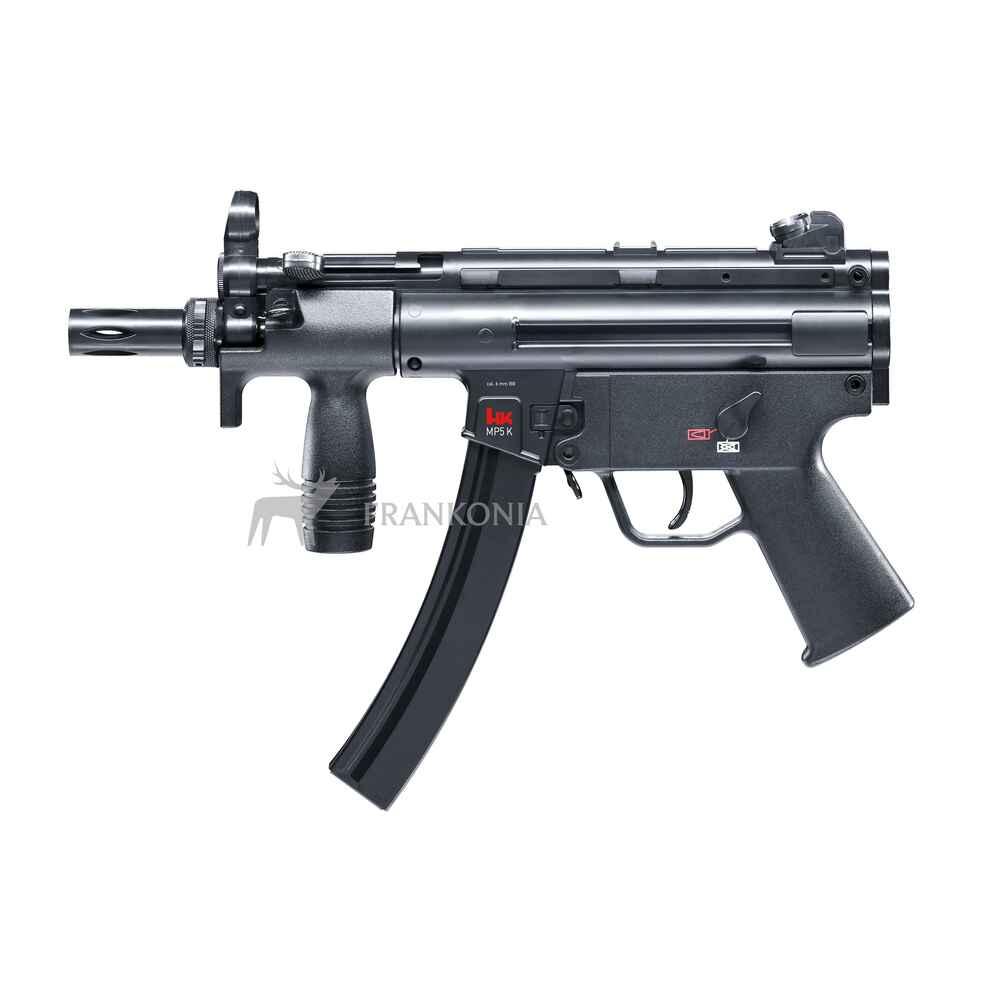 Heckler koch mp5 k cal 6 mm bb variante mp5 k for Koch stellen