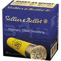 20/70 Skeet Sport 2,0mm 24g, Sellier & Bellot