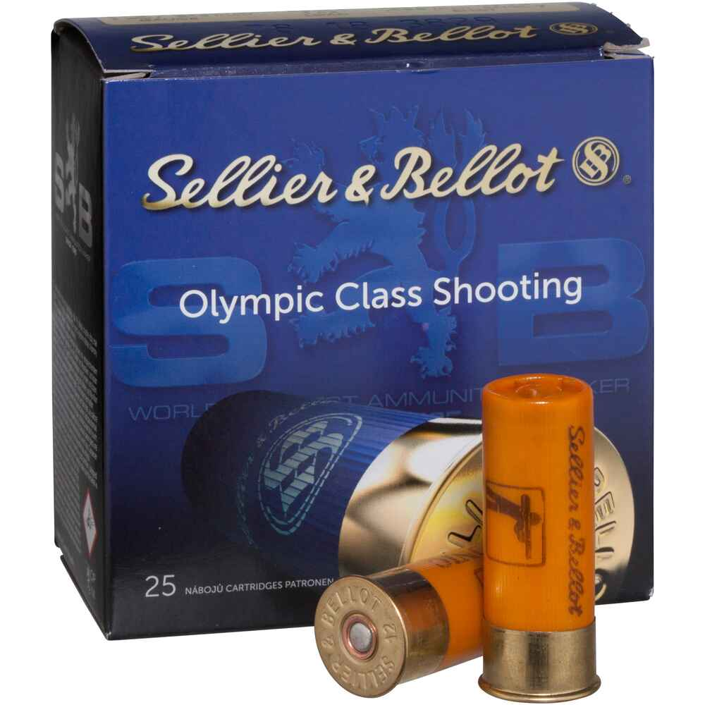 12/67,5 Subsonic Trap 28 gr. 2,4 mm, Sellier & Bellot