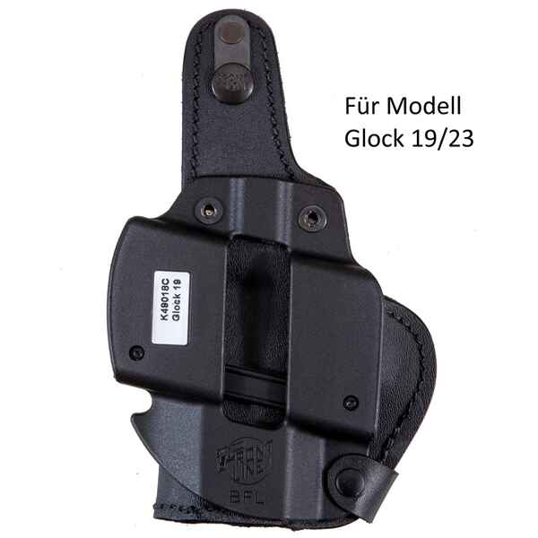 Gürtelholster Thumb-Break Kydex, Front Line