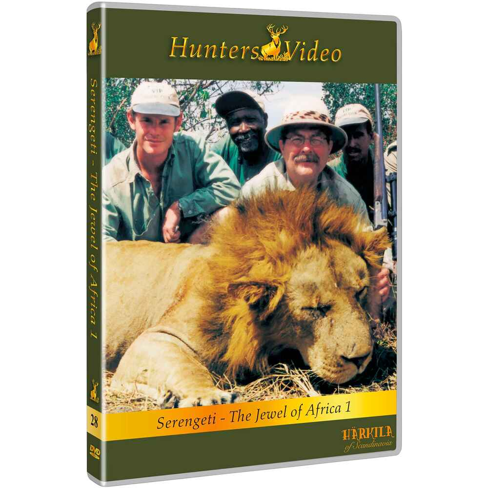DVD: Jagd in Afrikas Juwel 1, Hunters Video