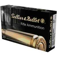 .303 British SP 150 grs., Sellier & Bellot
