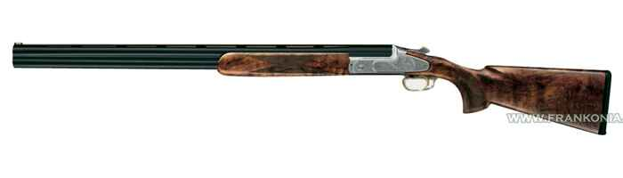Bockdoppelflinte F3 Game Competition Luxus, Jagdgravur, Blaser