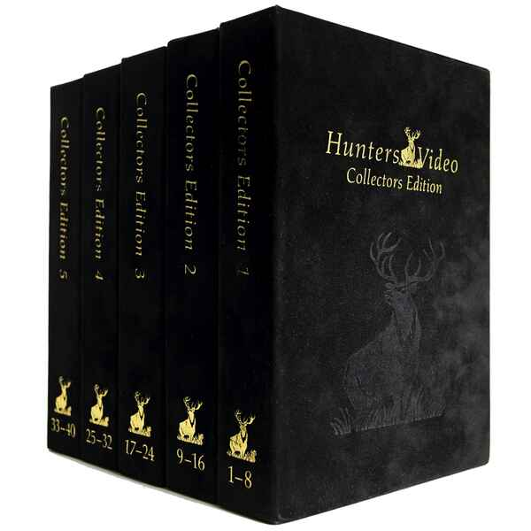 DVD: Collectors Edition 4, Hunters Video