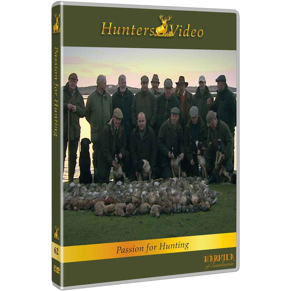 DVD: Jagdpassion, Hunters Video
