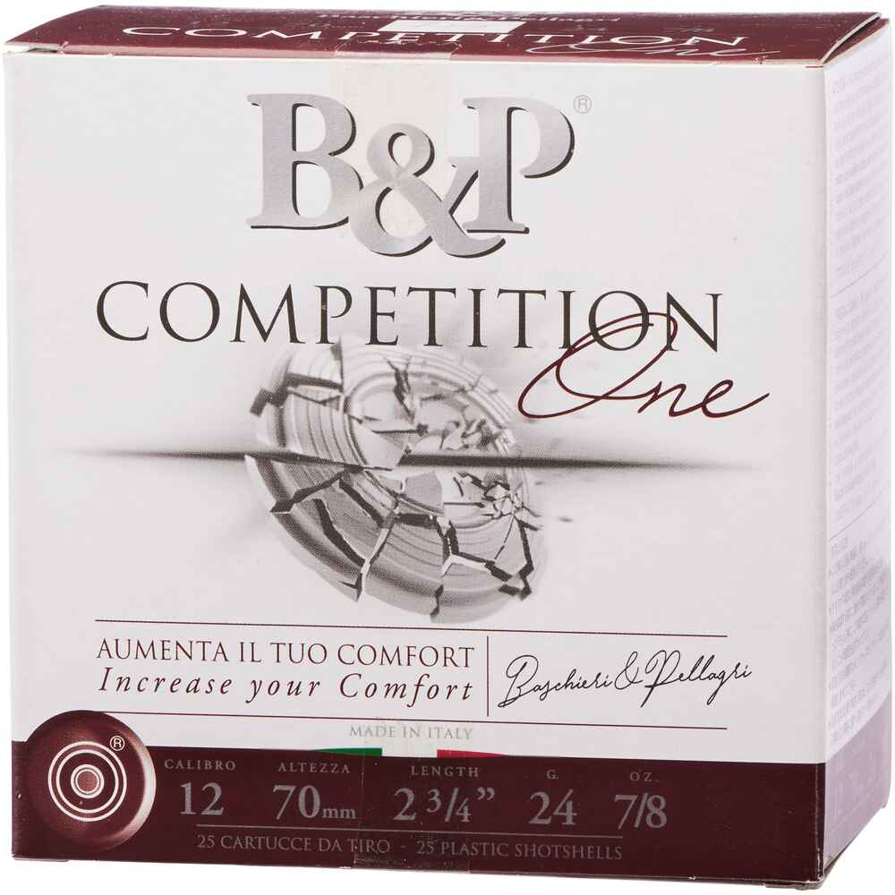 12/70 Competition ONE Skeet 2,25mm 24g, Baschieri & Pellagri