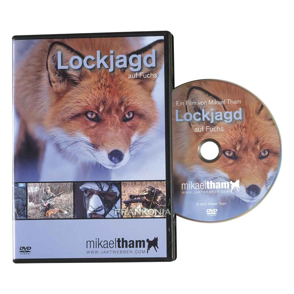 dvd lockjagd auf den fuchs b cher dvds ausr stung. Black Bedroom Furniture Sets. Home Design Ideas