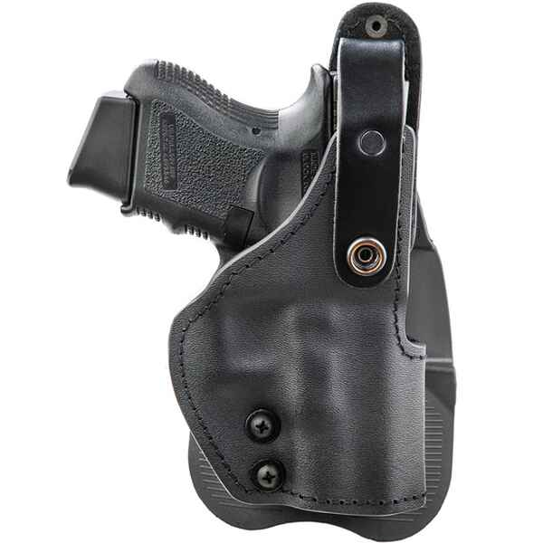 Gürtelholster Thumb-Break Paddle Kydex, Front Line