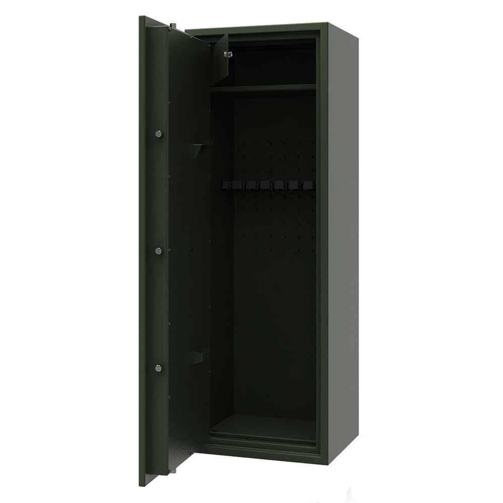 ISS Waffenschrank Osnabrück-Melle l, 165kg (Farbe grün, Tür ...