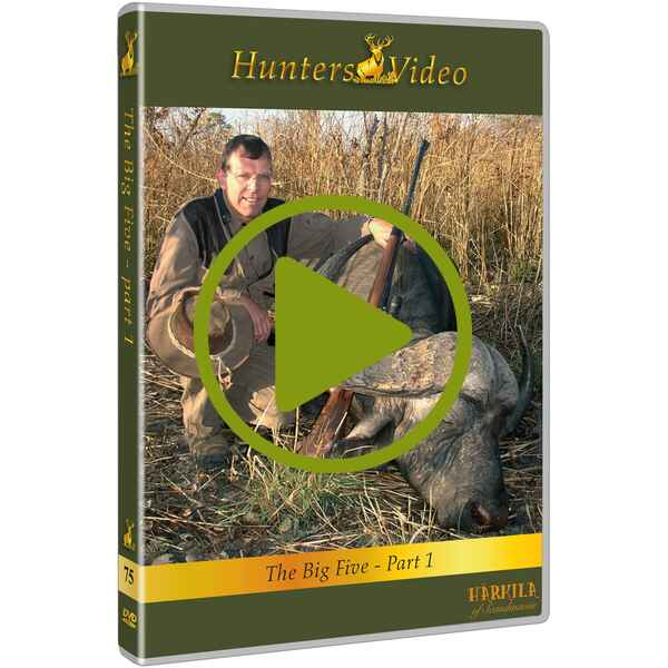 DVD: The Big Five, Hunters Video