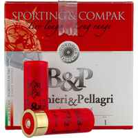 12/70 Sporting & Compak long range 2,4mm 28g, Baschieri & Pellagri