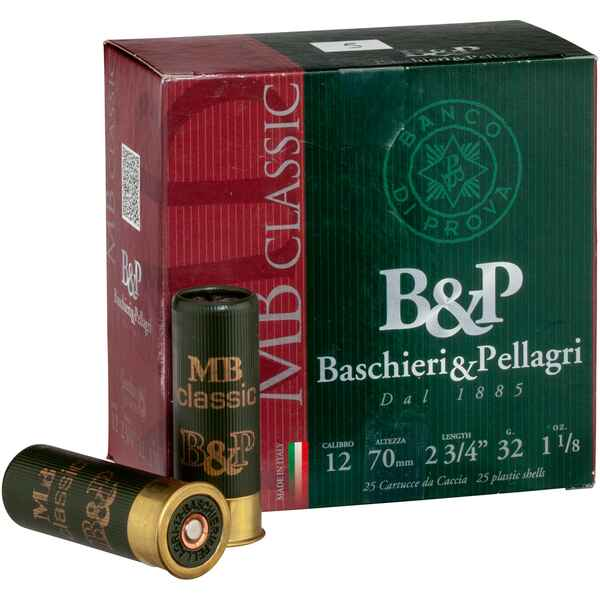 12/70, 2MB Classic 32,0 g / 3 mm, Baschieri & Pellagri