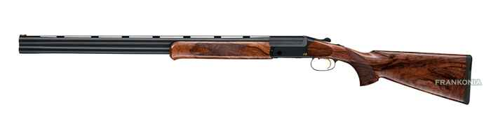 Bockdoppelflinte F3 Game Competition Attaché, Blaser