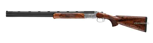Bockdoppelflinte F3 Competition Super-Luxus, Blaser