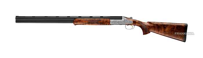 Bockdoppelflinte F3 Game-Competition Baronesse, Blaser