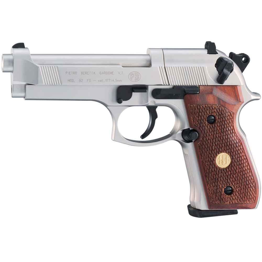 beretta co2 pistole m 92 fs 4 50 co2 kurzwaffen co2 waffen co2 luftdruck freie. Black Bedroom Furniture Sets. Home Design Ideas