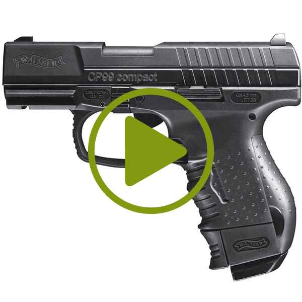 CO2 Pistole CP99 Compact, Walther