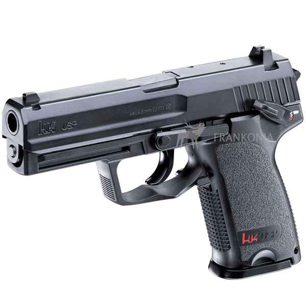 CO2 Pistole USP, Heckler & Koch