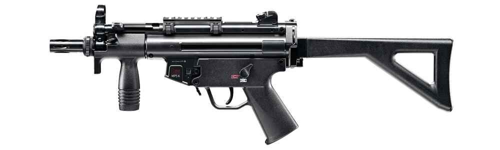 CO2 Gewehr MP5 K-PDW, Heckler & Koch