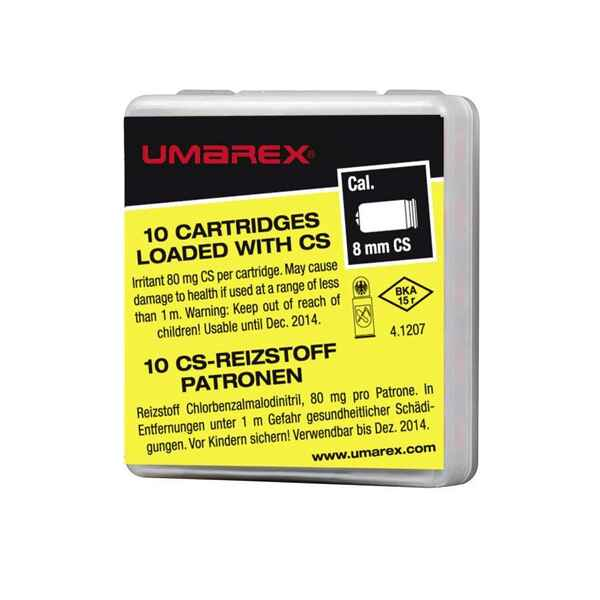 CS-Gaspatronen 8mm K., Umarex