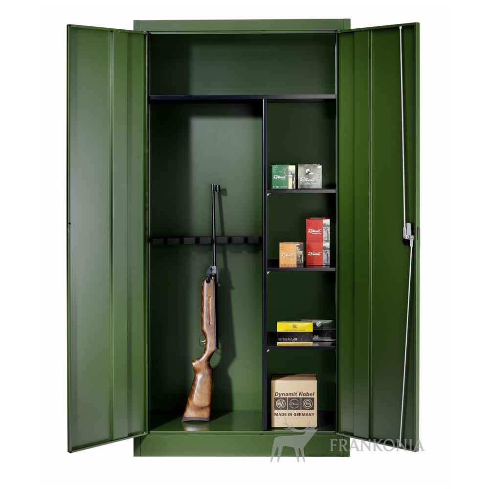 Mauser Möbel die mitdenken LG/LP - Munitionsschrank MS 4 K (grün ...