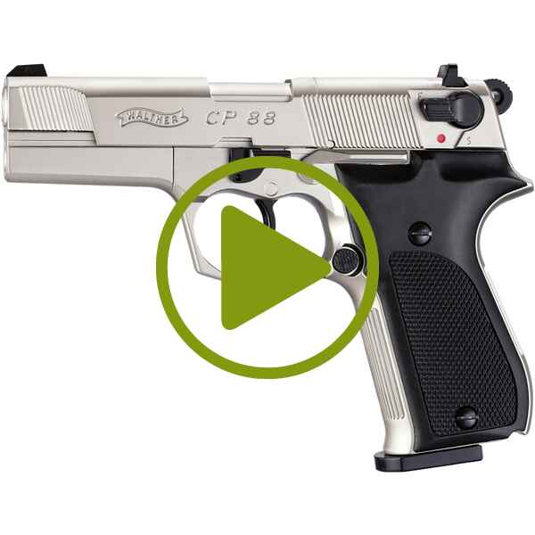 CO2 Pistole CP88, Walther