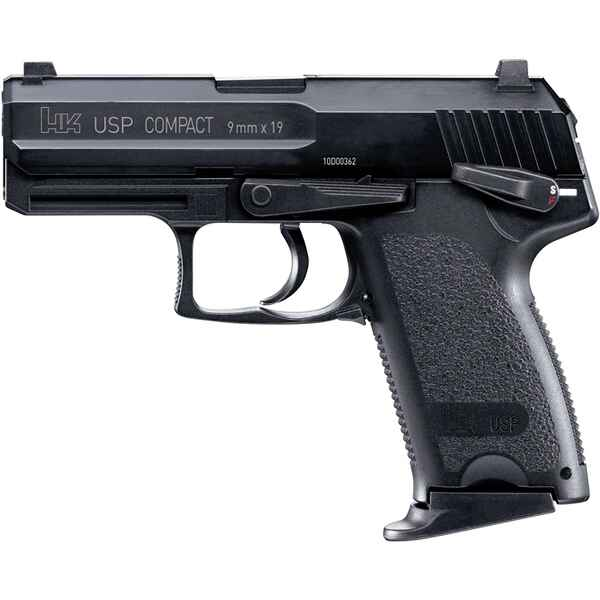 Airsoft Pistole USP Compact, Heckler & Koch