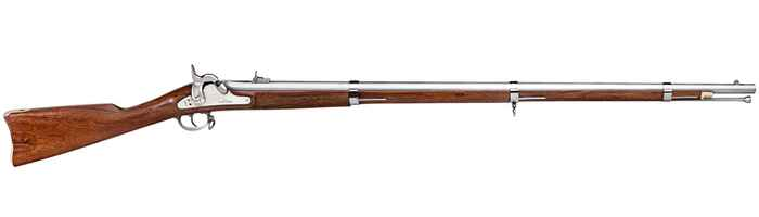 Vorderlader Gewehr Richmond 1863 Rifle Musket, Davide Pedersoli