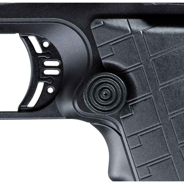 CO2 Pistole Racegun Set mit Leuchtpunktvisier, Umarex