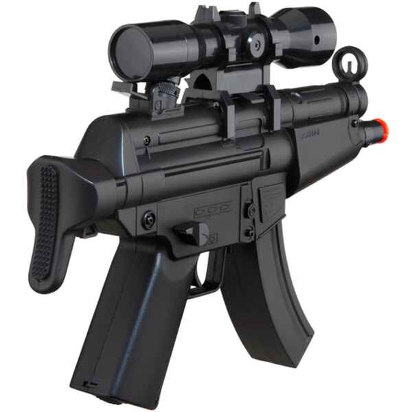 Airsoft Pistole MP5 Kidz Dual Power, Heckler & Koch