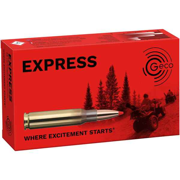 .308 Win. Express 165 grs., Geco