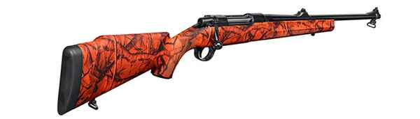 Repetierbüchse 870GFK Camo Orange, Mercury