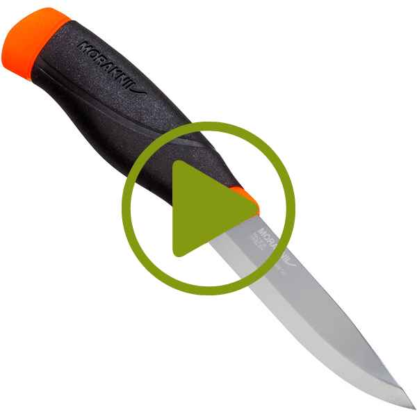 Messer Companion Heavy Duty F, Morakniv