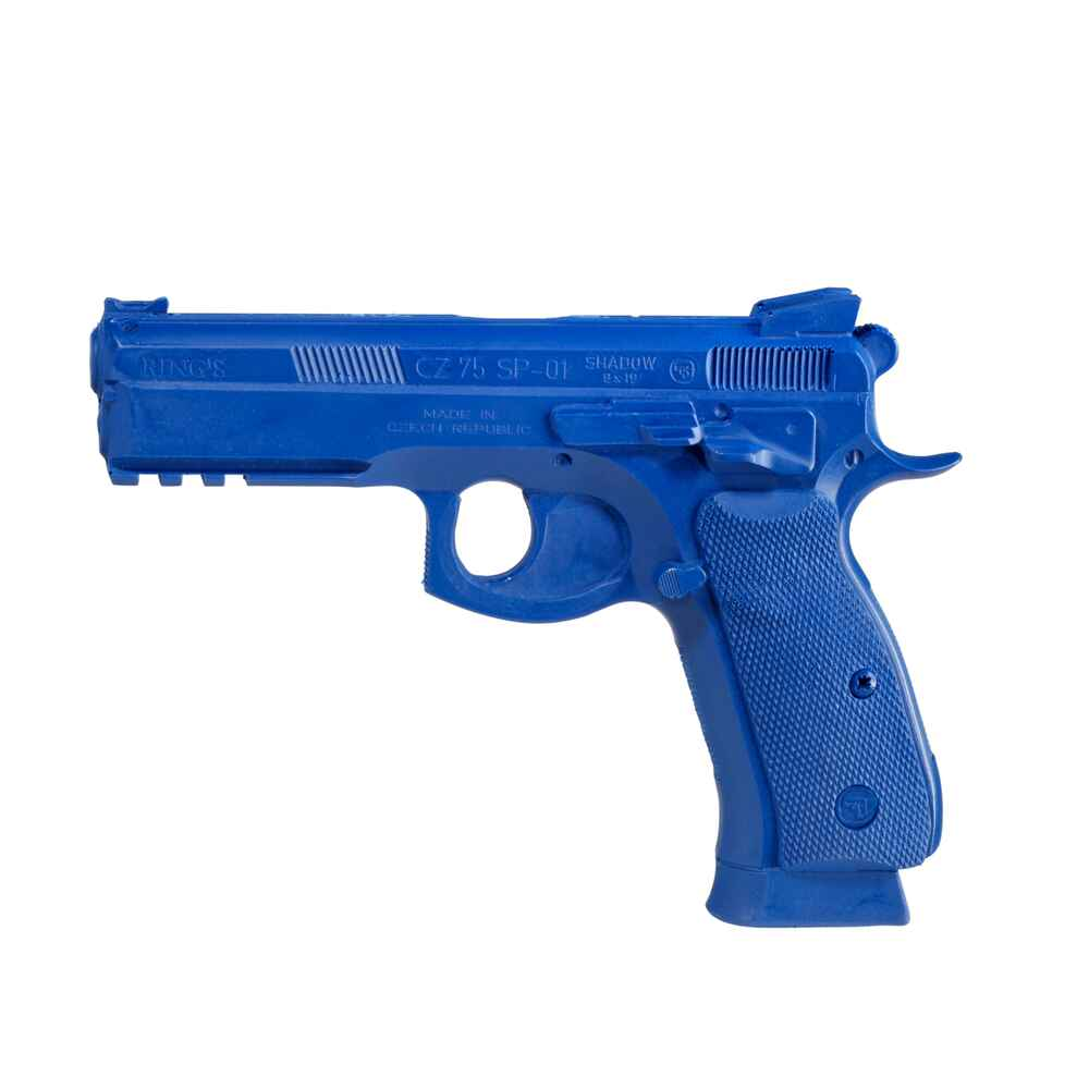 Trainingspistole CZ75 SP-01 Shadow, BLUEGUNS