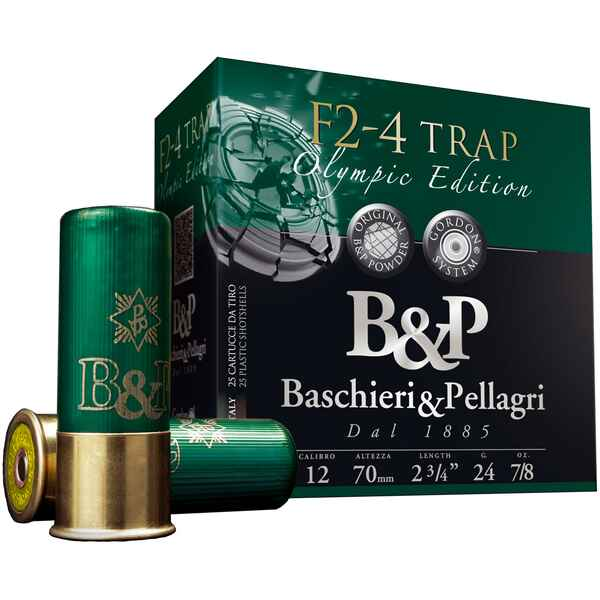 12/70 4 F2 Skeet 2,0mm 24g, Baschieri & Pellagri