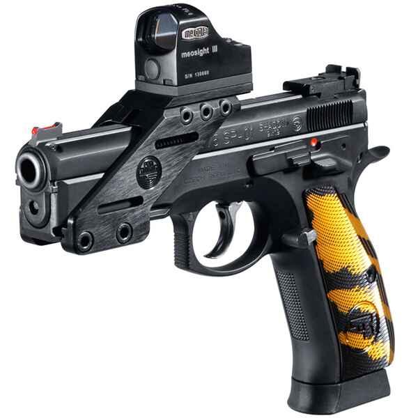 cz pistole cz75 sp01 shadow kobra kaliber 9 mm luger. Black Bedroom Furniture Sets. Home Design Ideas