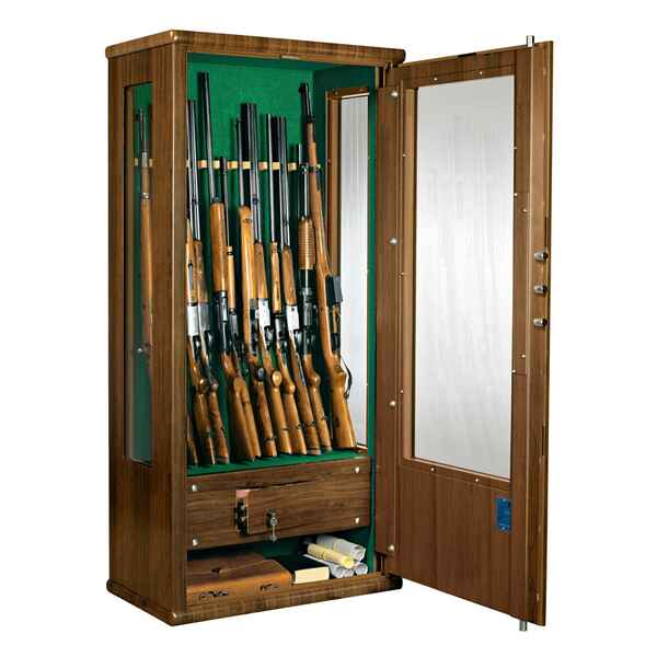 hartmann tresore waffenschrank panzerglas 4 sicherheitsstufe s2 12 waffenschr nke. Black Bedroom Furniture Sets. Home Design Ideas