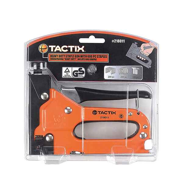 Handtacker 3 in 1, Tactix