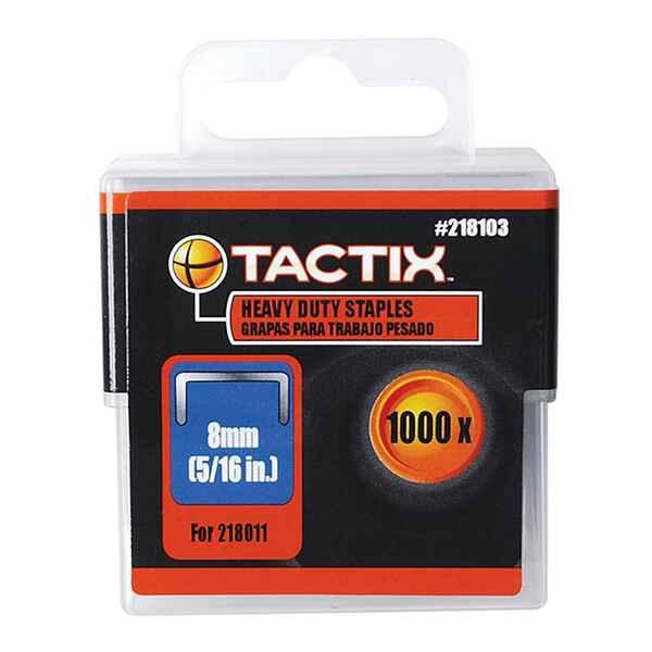 tactix klammern f r tactix tacker 1000 st ck 14 mm revierwerkzeug jagdbedarf ausr stung. Black Bedroom Furniture Sets. Home Design Ideas