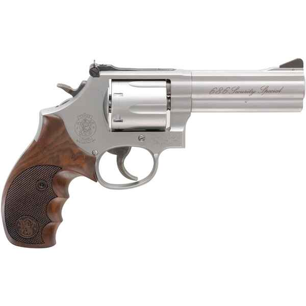 Revolver Modell 686 Security Special, Smith & Wesson