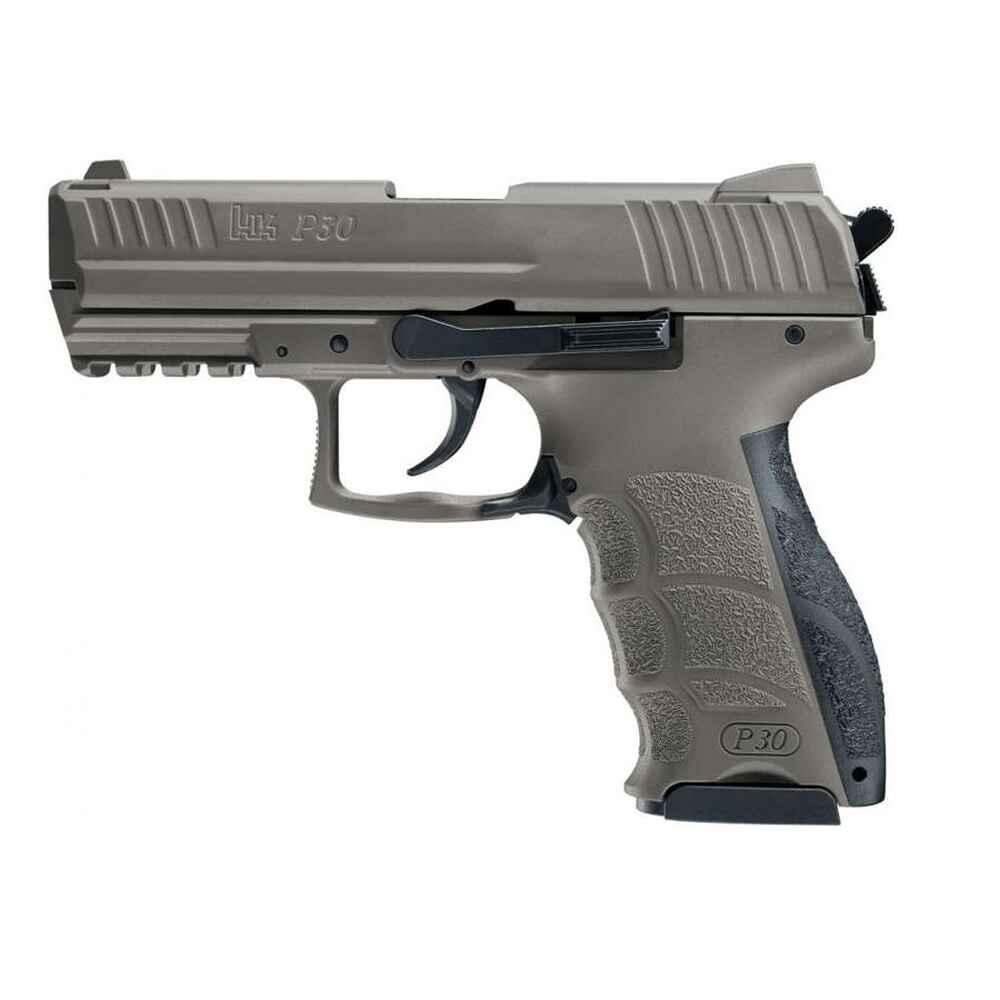 Heckler koch gas signal pistole p30 fde kaliber 9mm p for Koch stellen