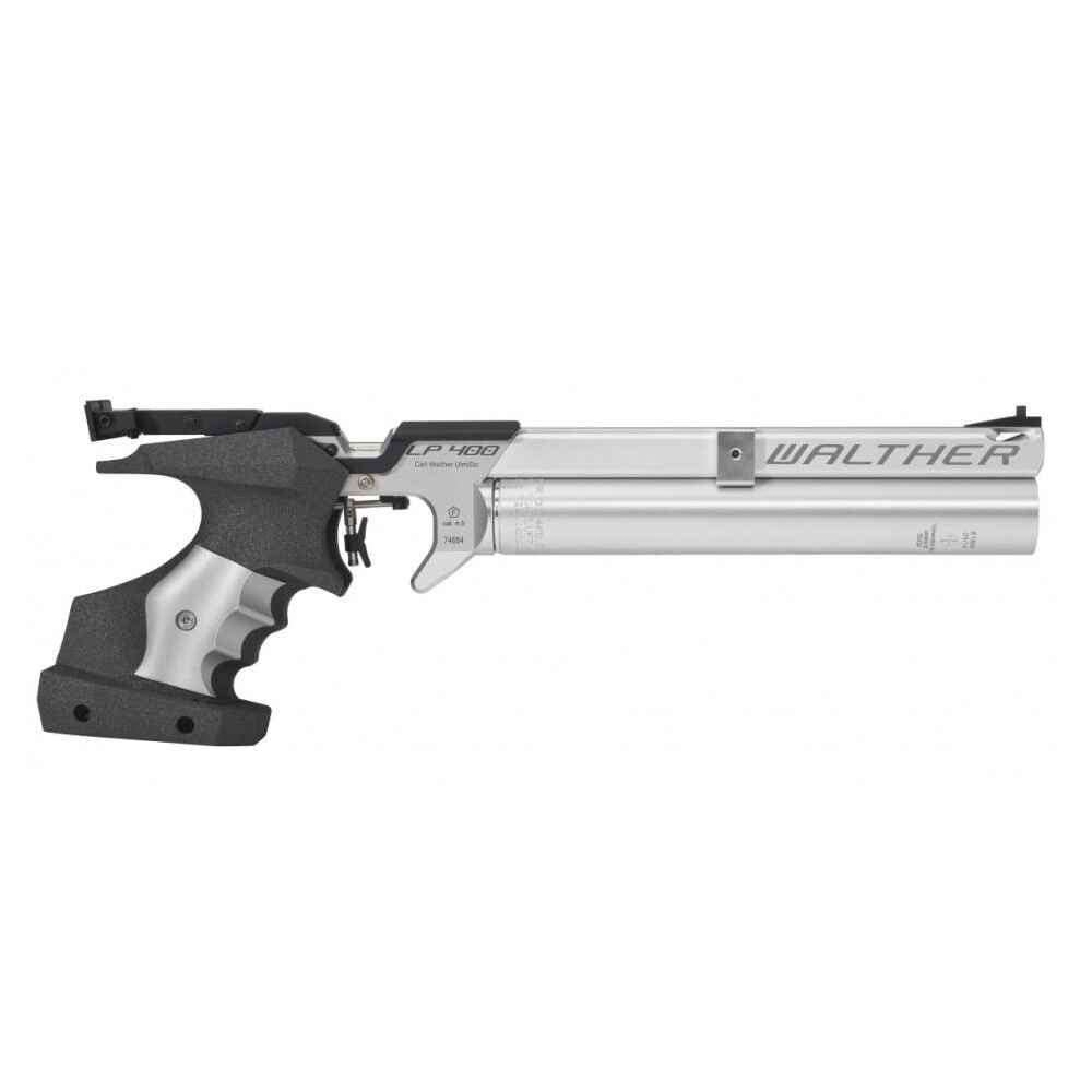 walther match luftpistole lp 400 alu 5d griff kaliber 4 50 match luftpistolen kurzwaffen. Black Bedroom Furniture Sets. Home Design Ideas
