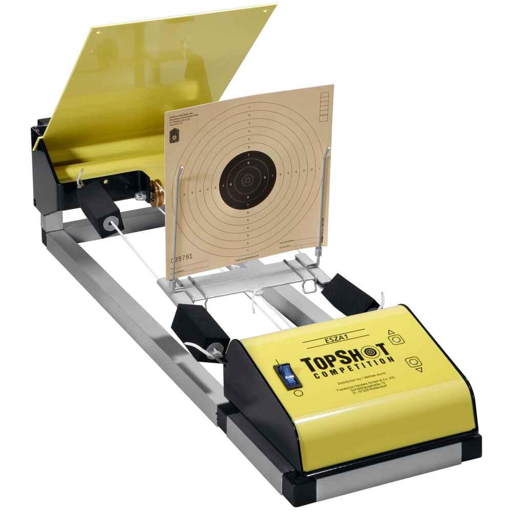 topshot competition scheibenzuganlage f r luftgewehr und. Black Bedroom Furniture Sets. Home Design Ideas