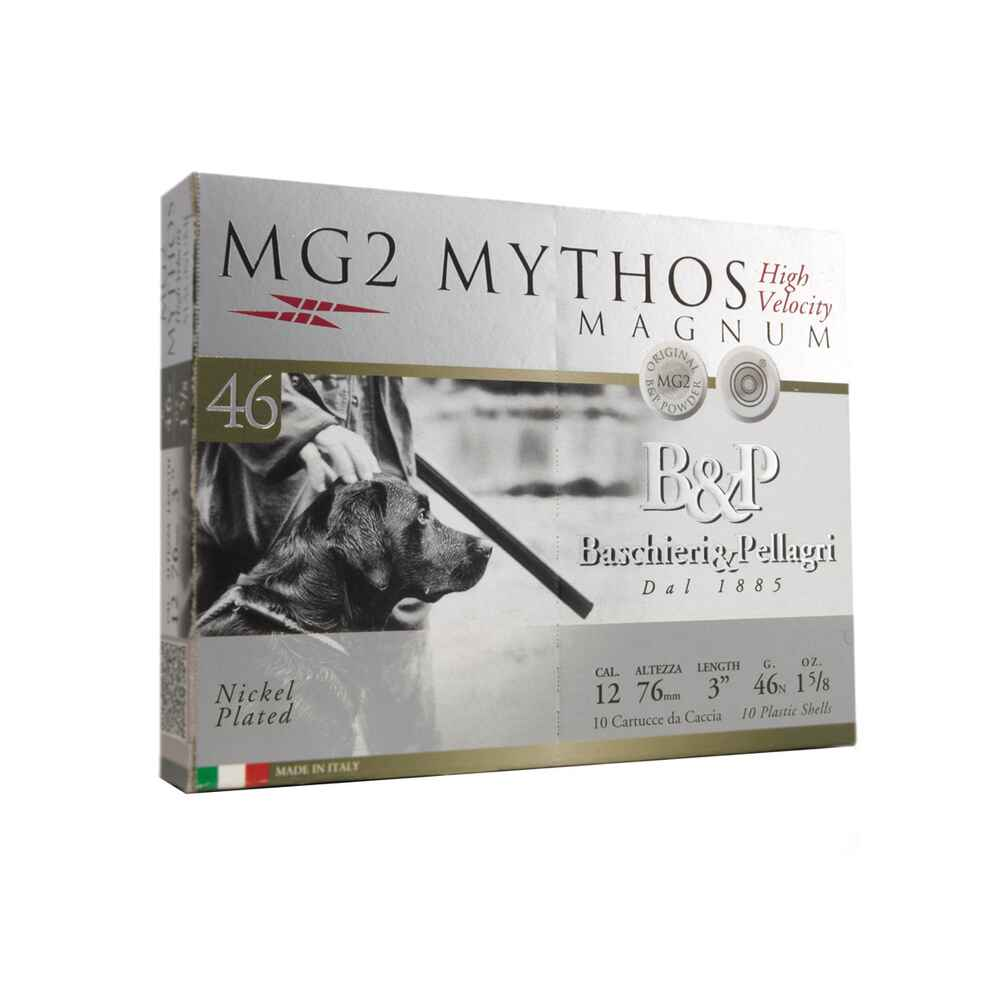 12/76 MG2 Mythos HV 2,9mm 46g, Baschieri & Pellagri