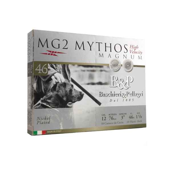 MG2 Mythos HV 12/76 46g 3,1mm, Baschieri & Pellagri