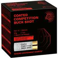 12/65 Coated Comp Buck Shot 8,0 mm 27g, Geco
