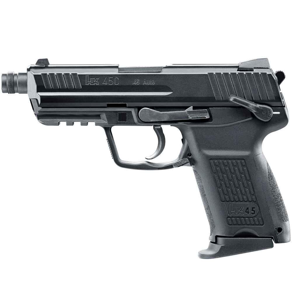 Heckler koch airsoft pistole hk45ct schwarz airsoft for Koch stellen