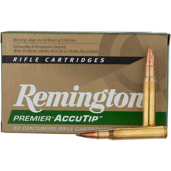 .30-06 Spr.Accu Tip-V BT 150grs., Remington